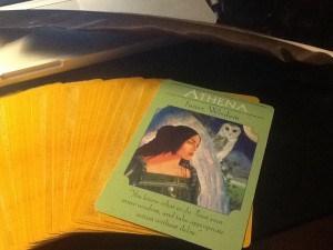 Goddess, Athena,