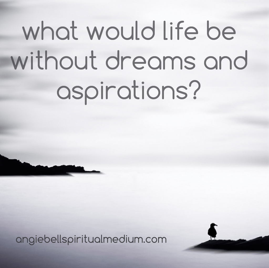 Dreams and Aspirations