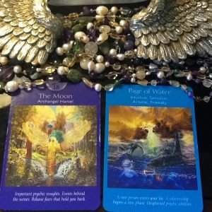 Archangel Haniel - Intuitive