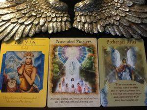 Freya,Ascended Masters,ArchAngel Uriel